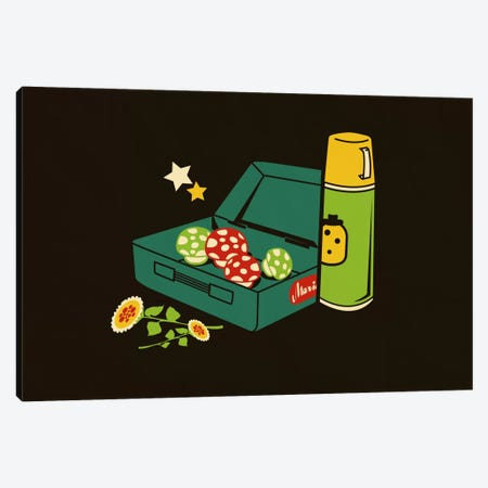 Lunchtime Canvas Print #13813} by Budi Satria Kwan Canvas Print