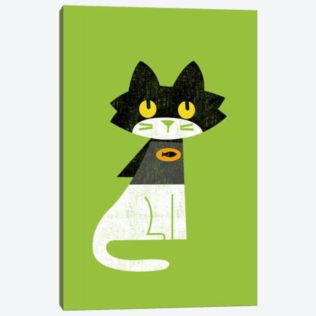 Mark Batcat Canvas Print #13814} by Budi Satria Kwan Canvas Artwork