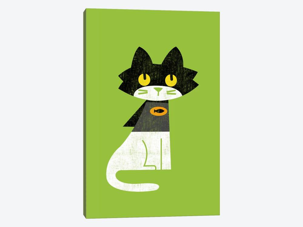 Mark Batcat by Budi Satria Kwan 1-piece Canvas Art