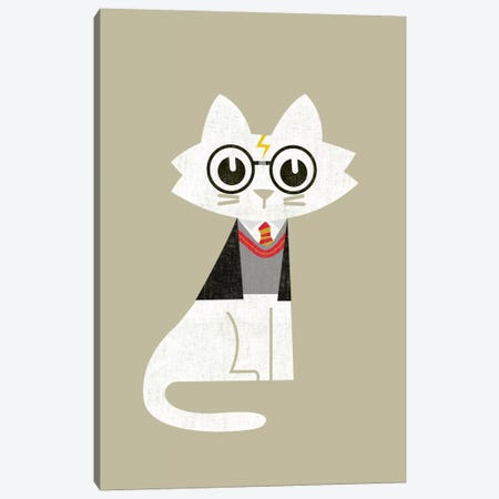 Mark Harry Potter Canvas Print #13815} by Budi Satria Kwan Canvas Artwork