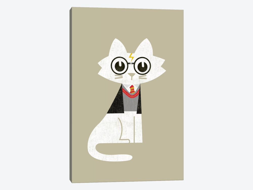 Mark Harry Potter by Budi Satria Kwan 1-piece Art Print