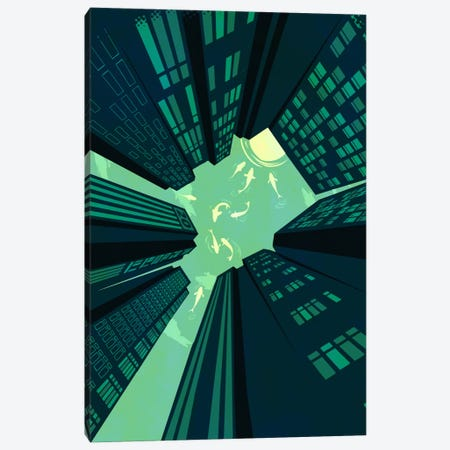 Solitary Dream Canvas Print #13829} by Budi Satria Kwan Canvas Wall Art