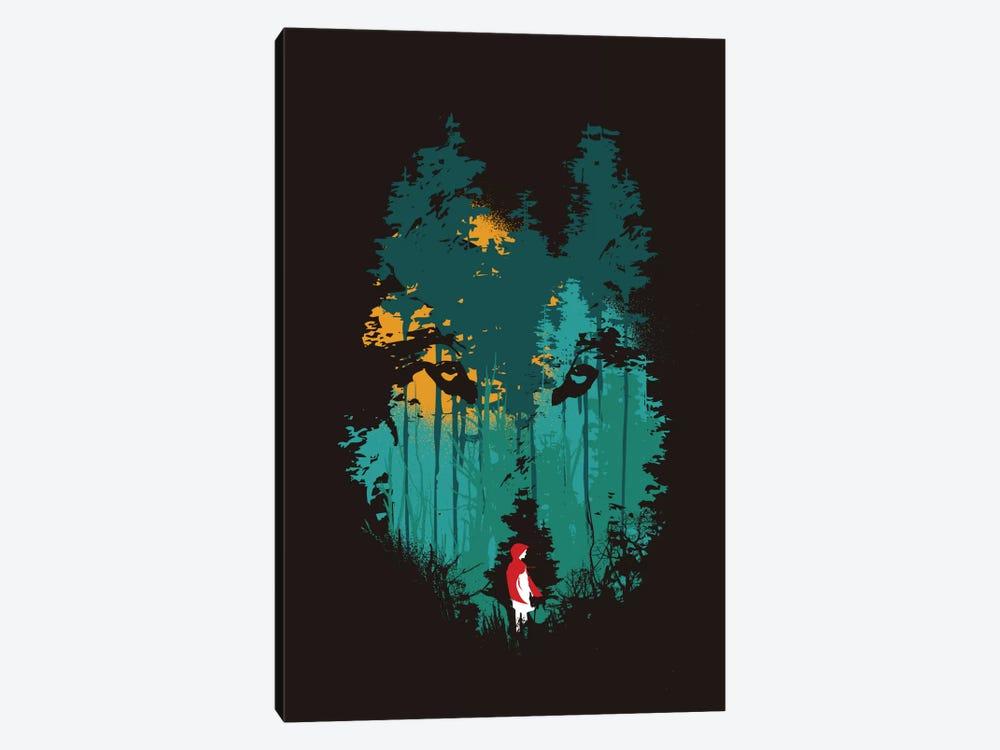 The Wood Belongs To Me by Budi Satria Kwan 1-piece Art Print
