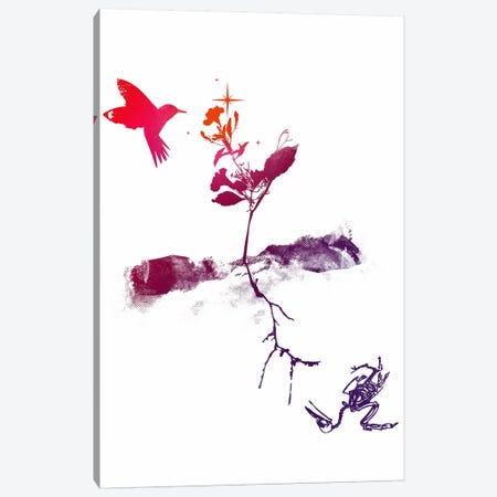 Two Worlds Canvas Print #13842} by Budi Satria Kwan Canvas Art