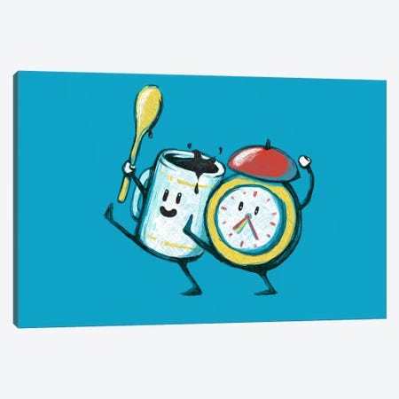 Wake Up Canvas Print #13844} by Budi Satria Kwan Canvas Art Print