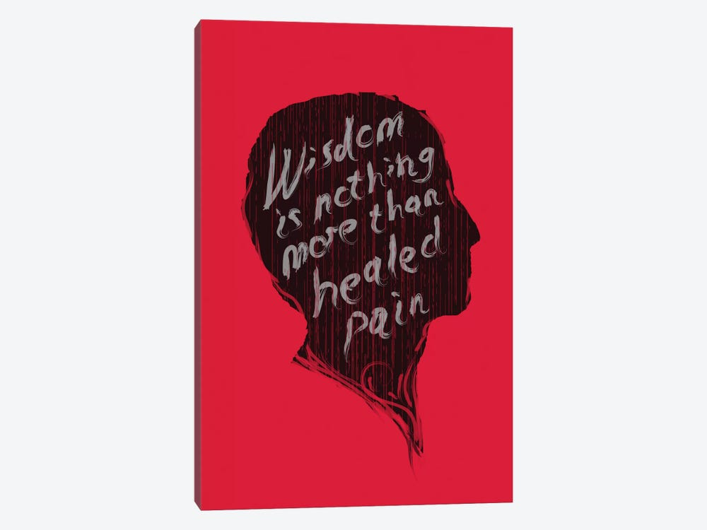 Wisdom by Budi Satria Kwan 1-piece Canvas Wall Art