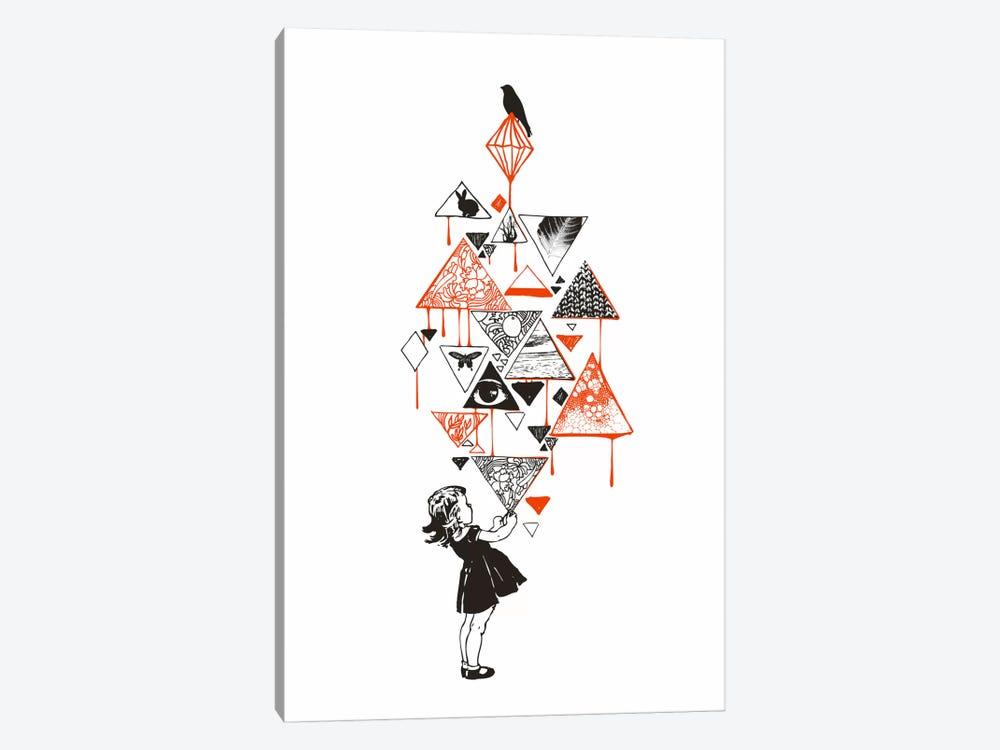 Diamond by Budi Satria Kwan 1-piece Canvas Art Print