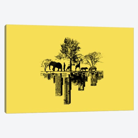 Duality 3-Piece Canvas #13850} by Budi Satria Kwan Canvas Print