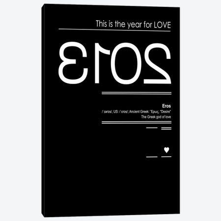 Eros Canvas Print #13851} by Budi Satria Kwan Art Print