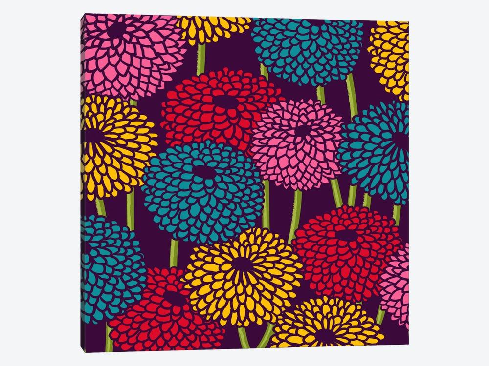 Flower Field by Budi Satria Kwan 1-piece Canvas Art