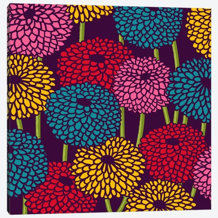 Flower Field Canvas Print #13852} by Budi Satria Kwan Canvas Art Print