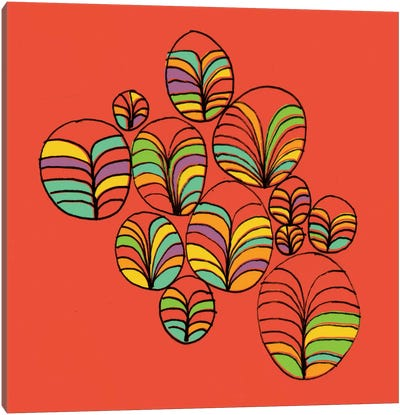 GardenSatria Kwan Canvas Art Print