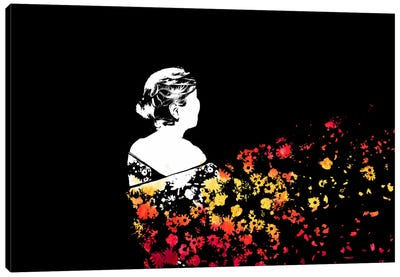 Gone With The Wind Canvas Print #13854