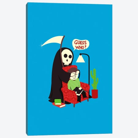 Guess Who Canvas Print #13855} by Budi Satria Kwan Canvas Artwork
