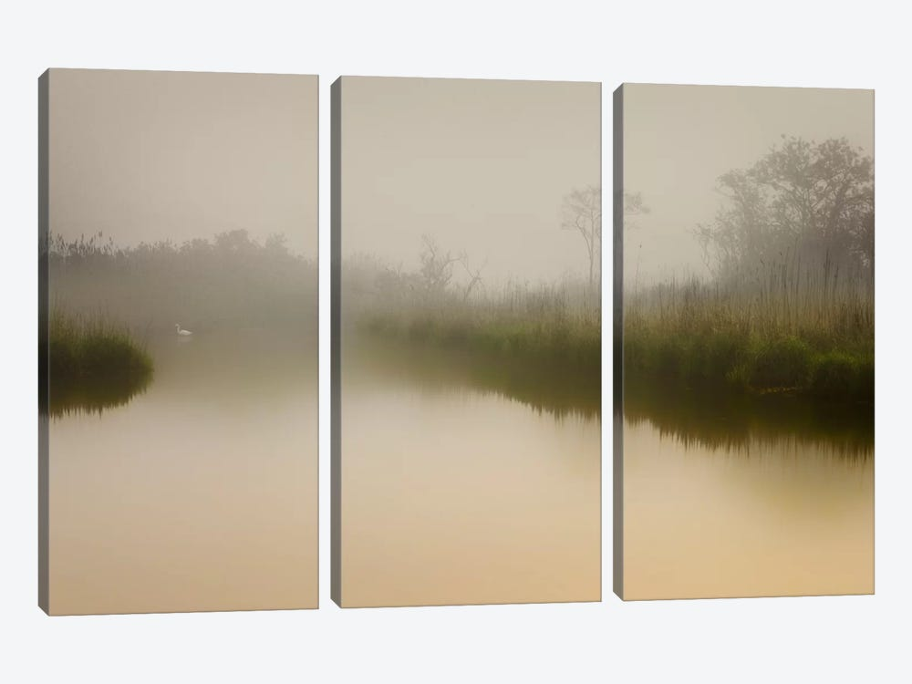 South Meadows by Geoffrey Ansel Agrons 3-piece Canvas Art