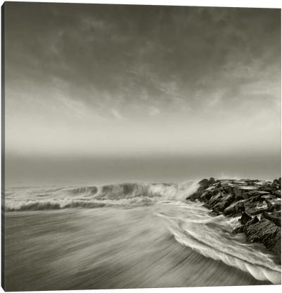 Swells II Canvas Art Print