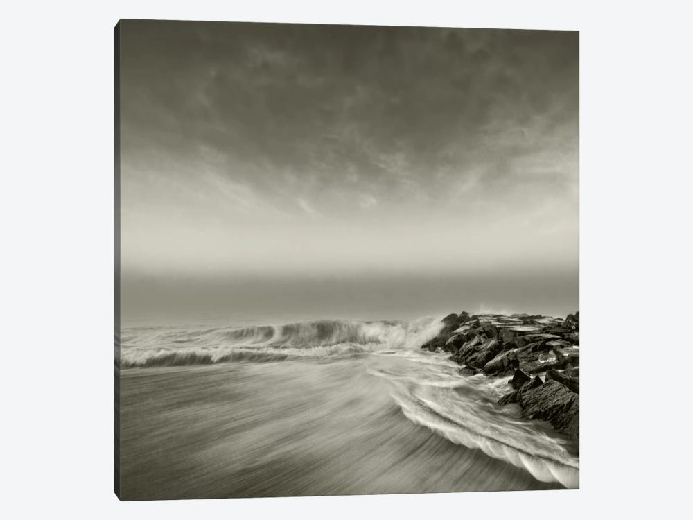 Swells II by Geoffrey Ansel Agrons 1-piece Canvas Artwork