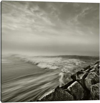 Swells Canvas Art Print