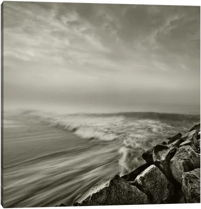 Swells Canvas Art Print