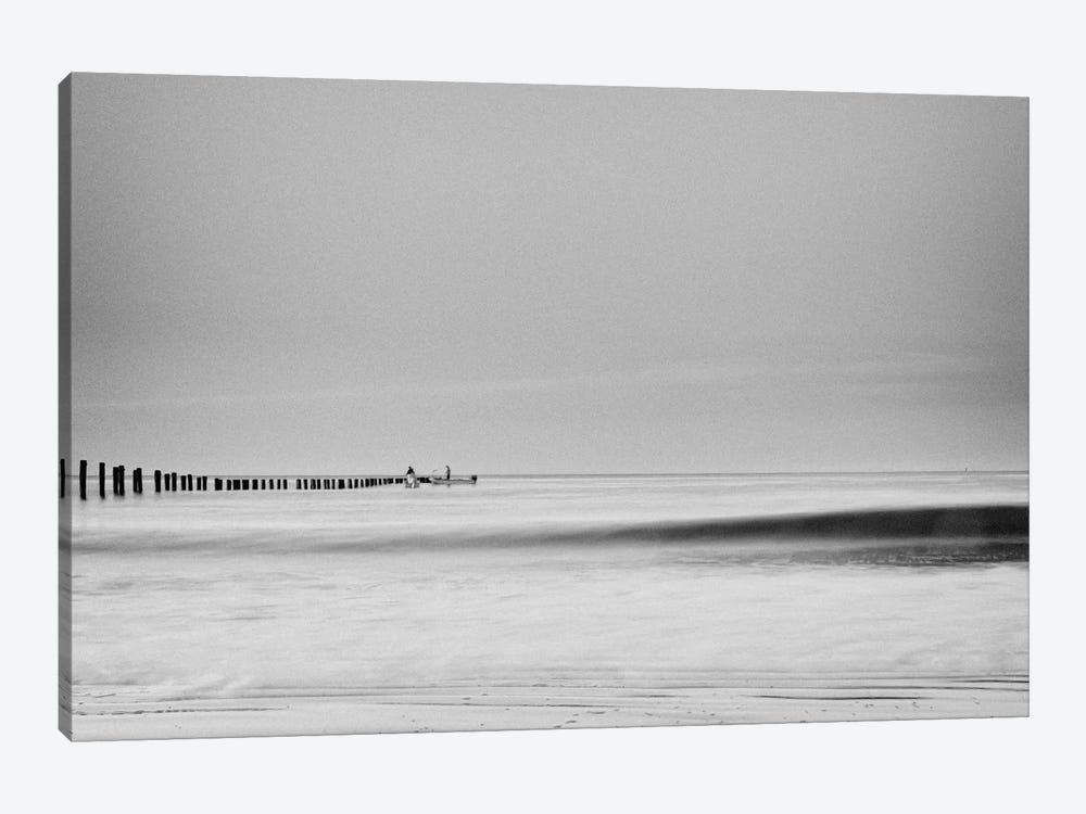 Phase Encoding by Geoffrey Ansel Agrons 1-piece Canvas Print