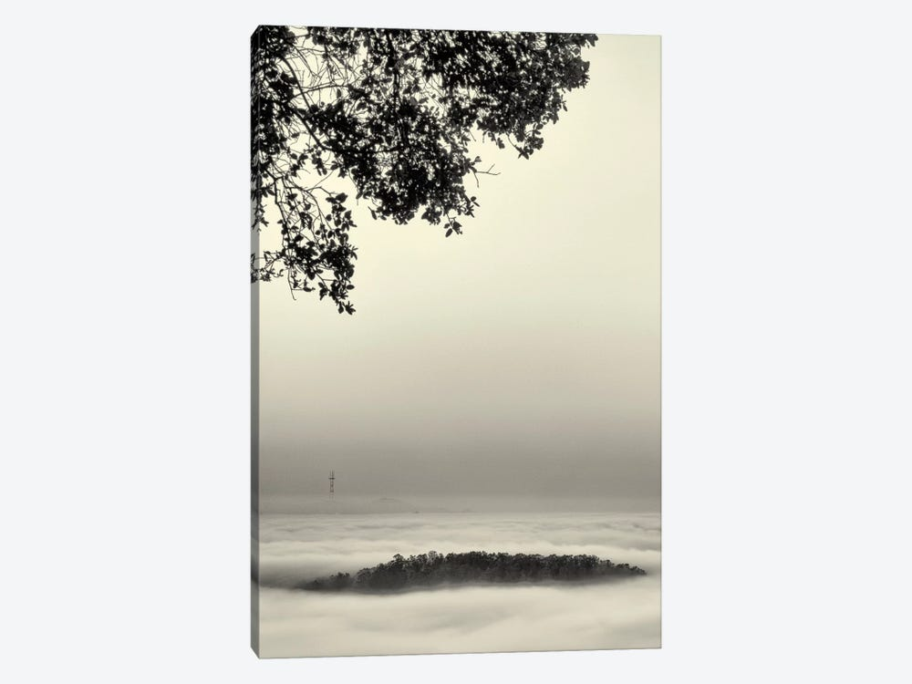 Rumor by Geoffrey Ansel Agrons 1-piece Canvas Print