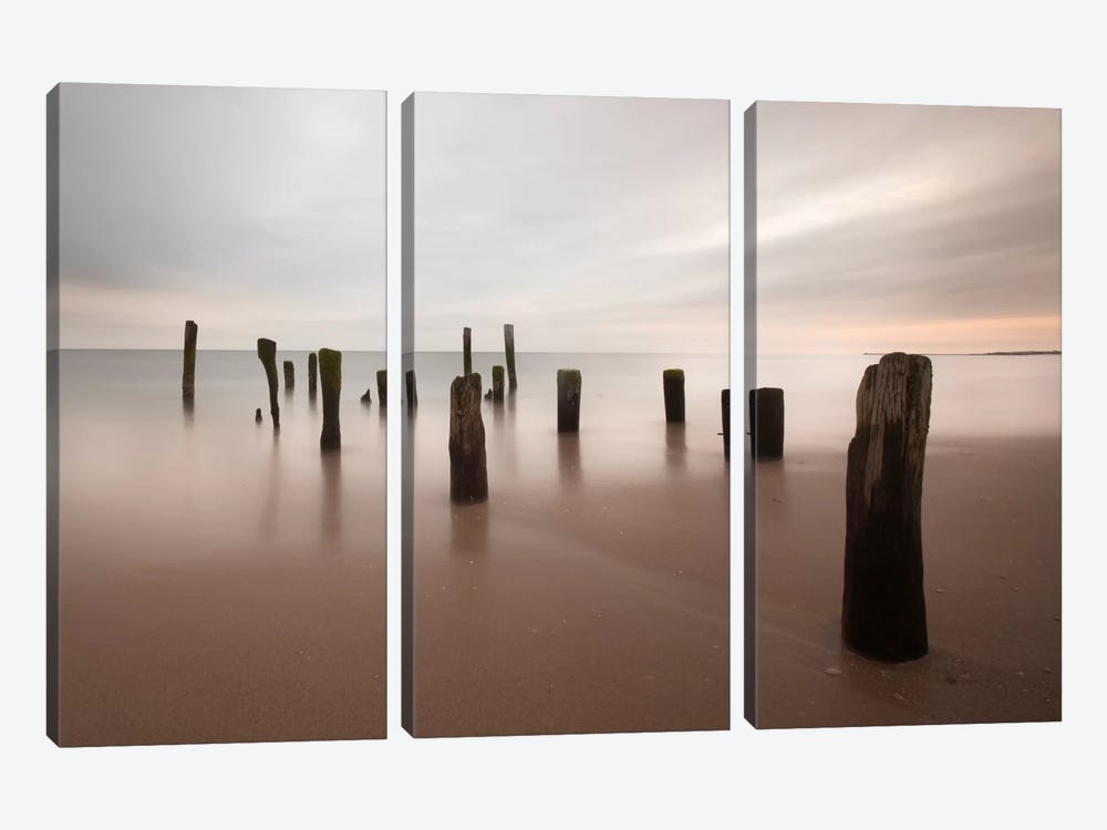 Beyond Measure by Geoffrey Ansel Agrons 3-piece Canvas Artwork