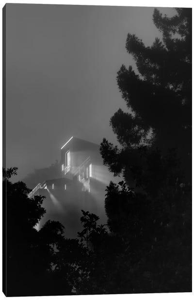 Morning Fog Canvas Print #13921