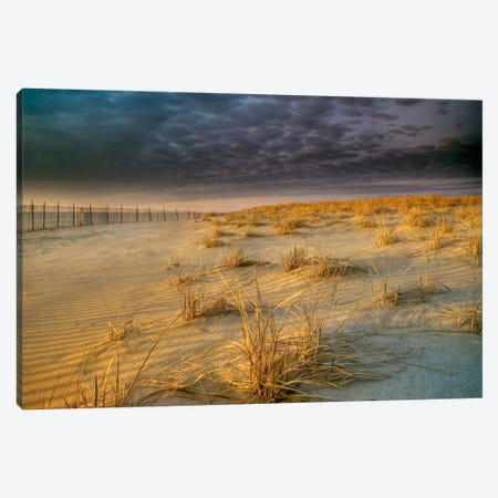Poverty Beach Canvas Print #13924} by Geoffrey Ansel Agrons Canvas Artwork