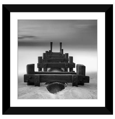 Iron Age Framed Art Print