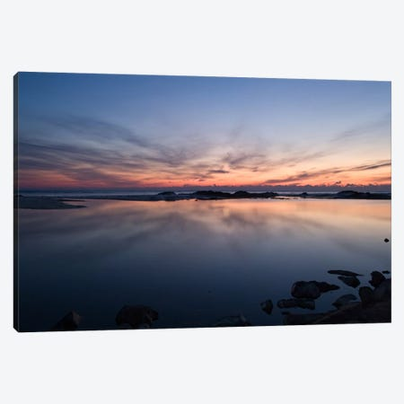 It's Full of Stars Canvas Print #13944} by Geoffrey Ansel Agrons Canvas Art