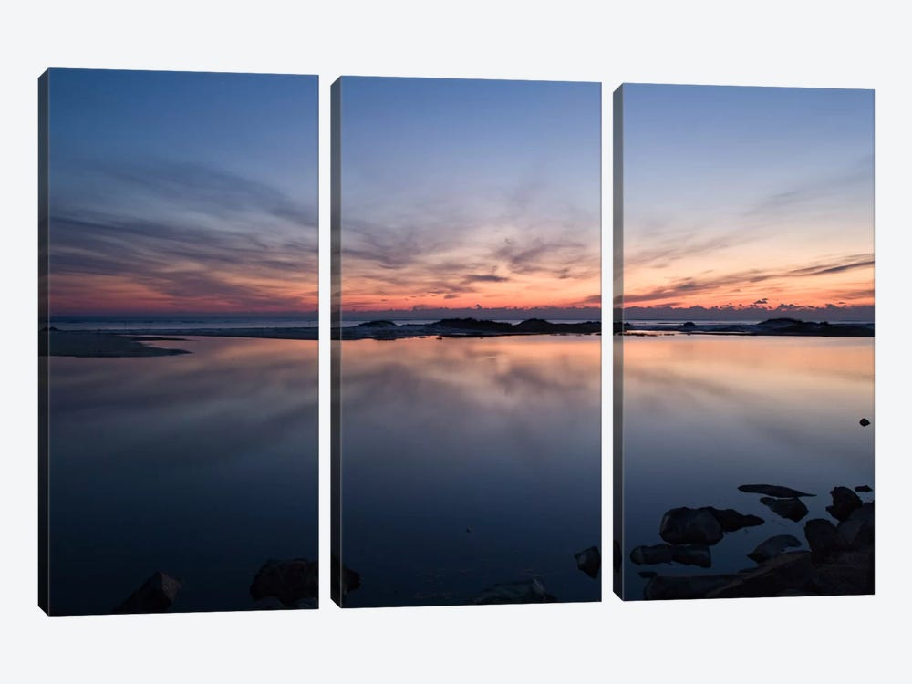 It's Full of Stars by Geoffrey Ansel Agrons 3-piece Canvas Wall Art