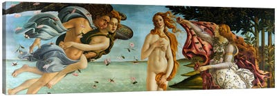 Birth of Venus by Sandro Botticelli Canvas Art