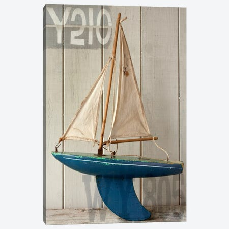 Sailboat I Canvas Print #14160} by Symposium Design Canvas Wall Art