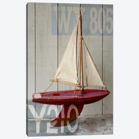 Sailboat II Canvas Print #14161} by Symposium Design Canvas Wall Art