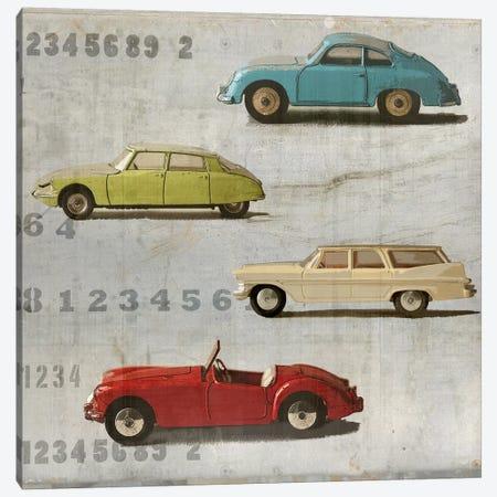 Vintage Photo Car Canvas Print #14164} by Symposium Design Canvas Print