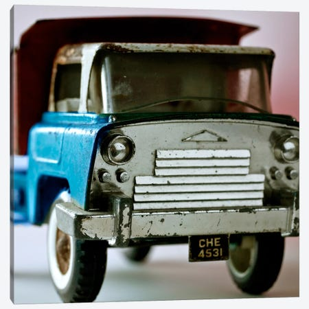 Blue Truck Canvas Print #14168} by Symposium Design Canvas Art