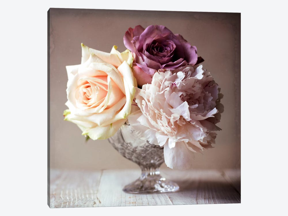 Vintage Photo Floral IV by Symposium Design 1-piece Art Print