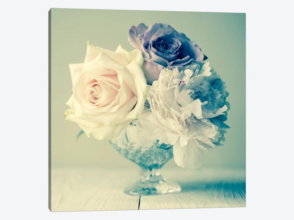 Vintage Photo Floral V by Symposium Design 1-piece Canvas Artwork