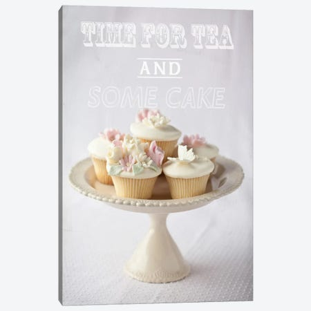 Time For Tea Canvas Print #14219} by Symposium Design Canvas Wall Art