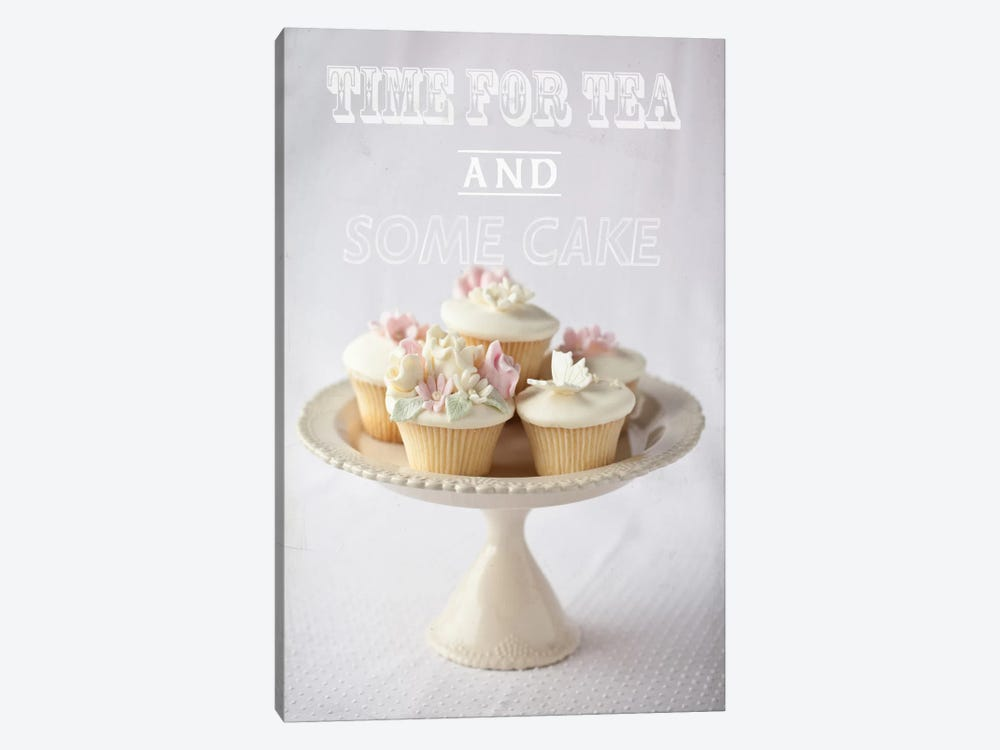 Time For Tea by Symposium Design 1-piece Canvas Print