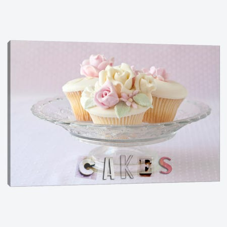 Cakes Canvas Print #14220} by Symposium Design Art Print