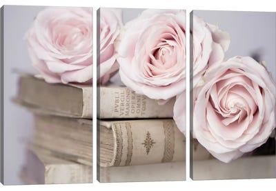 Vintage Roses Canvas Art Print