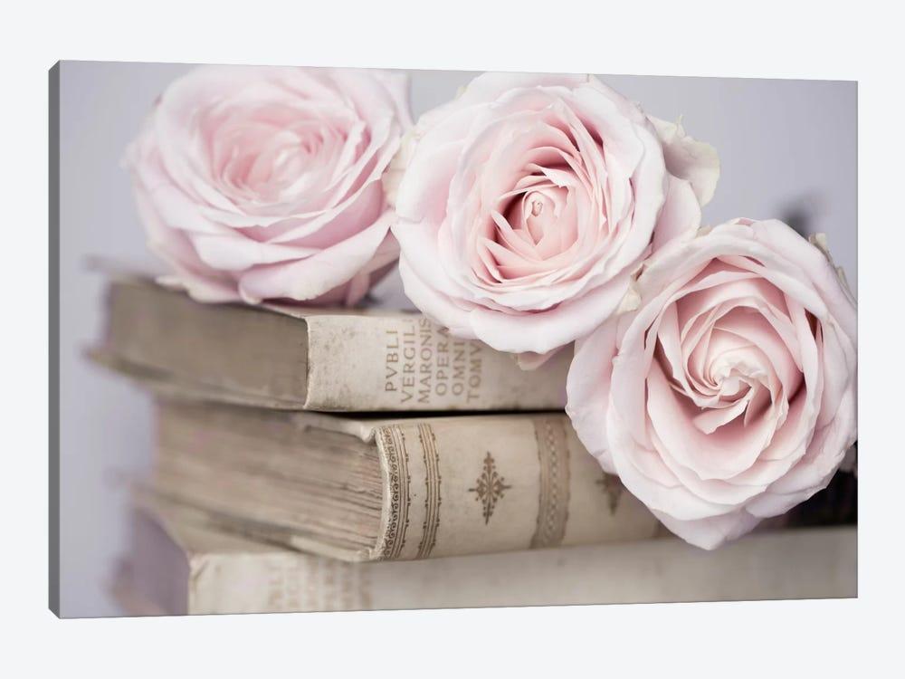Vintage Roses by Symposium Design 1-piece Canvas Artwork