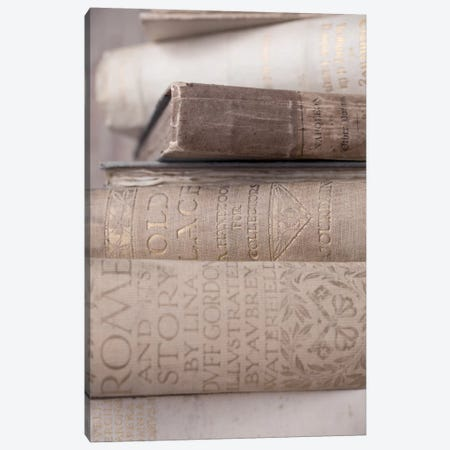 Books Cameo II Canvas Print #14227} by Symposium Design Canvas Art