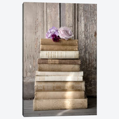Books III Canvas Print #14228} by Symposium Design Canvas Print