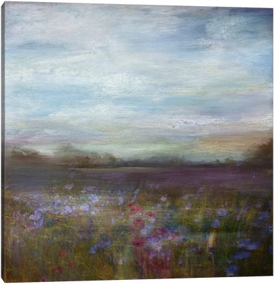 Meadow Canvas Art Print