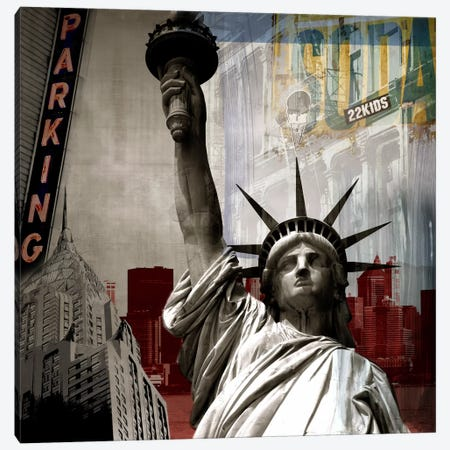 New New York Canvas Print #14233} by Symposium Design Canvas Wall Art