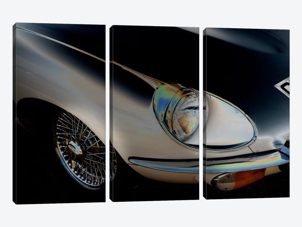 Head Light I by Symposium Design 3-piece Canvas Art Print