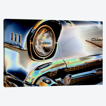 Head Light III 3-Piece Canvas #14241} by Symposium Design Canvas Art Print