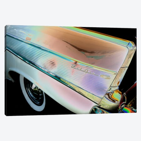Tail Light Canvas Print #14242} by Symposium Design Canvas Art Print